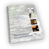 Spiral-bound lesson plan and grade book for teachers.